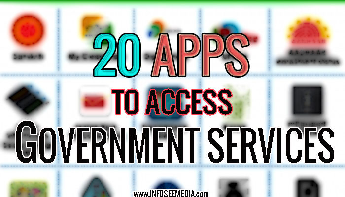 government apps