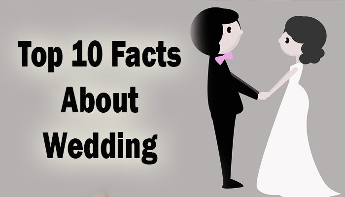 Wedding facts