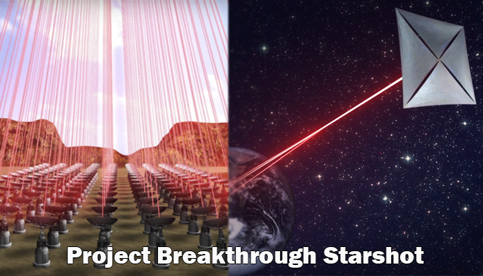 Project Breakthrough Starshot